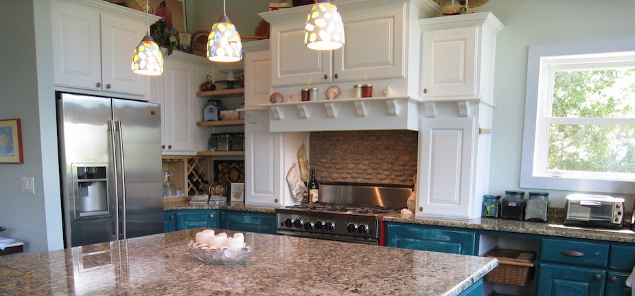 Custom Kitchen Cabinets Painted_KY