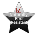 Naturally Fire Resistant Roofing