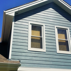 Blue James hardie siding 006