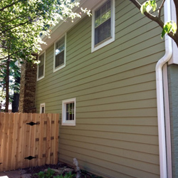 Heathered Moss James hardie siding 004