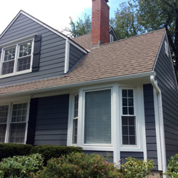 night grey James hardie siding 002