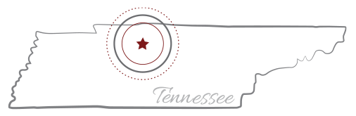 Tennessee Service Areas